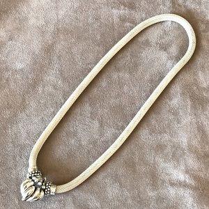 Vintage Joseph Esposito Clip Heart Clam Jewelry